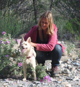 Marion mit Emma